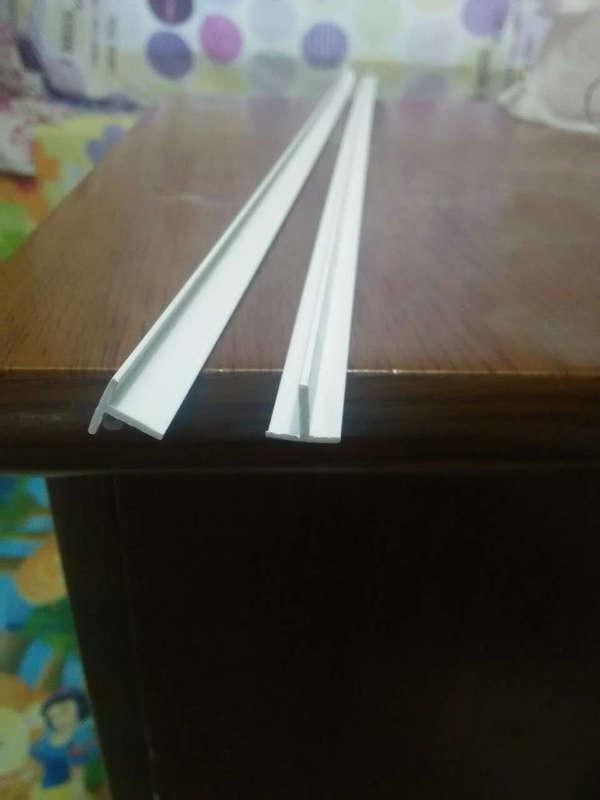 T型塑料压条   吸音板配件