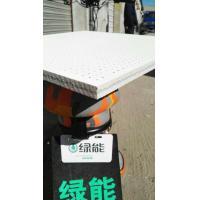 穿孔吸音复合板600*600*30   机房型   北京 图