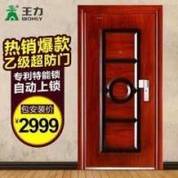 王力防盗门,不锈钢防盗门,防火门,铜门,