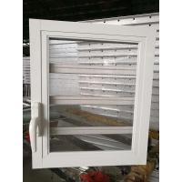 防盜安全玻璃百葉窗