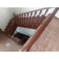 别墅楼梯,南京楼梯,实木楼梯,楼梯护栏,楼梯扶手,钢木楼梯