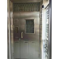 小区楼宇门、防盗门、钢制门、魏林厂家生产批发价格