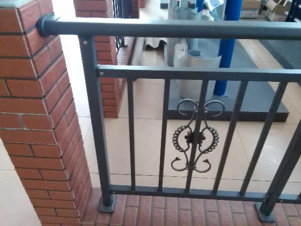 远旺锌钢护栏YW98价格实惠-抖音号上线
