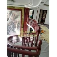 重庆实木楼梯栏杆定制18323355788