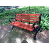陕西公园座椅,户外塑木地板,垃圾桶,小区配套设施