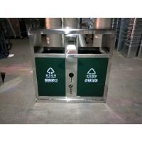 陕西垃圾桶生产,户外塑木地板,儿童滑梯,公园座椅