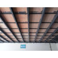 供应昆明钢结构阁楼 钢架楼梯制作安装