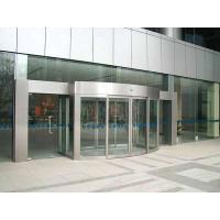 北京玻璃门 地弹簧玻璃门