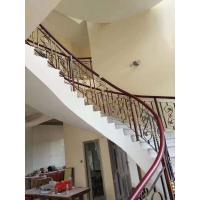 楼梯扶手厂家制作大门电动门护栏