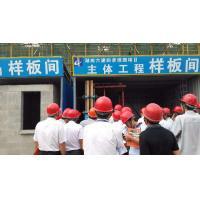 河南碧桂园可调式墙体钢背楞支撑