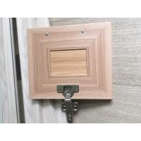 乐卡塑钢门板型材