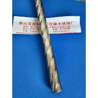 现货供应不锈钢螺纹管价格,螺纹管图片,防盗窗材效果图