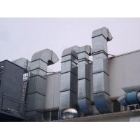 杭州白铁皮风管,螺旋风管,厂房排风,厨房排烟,消防排烟