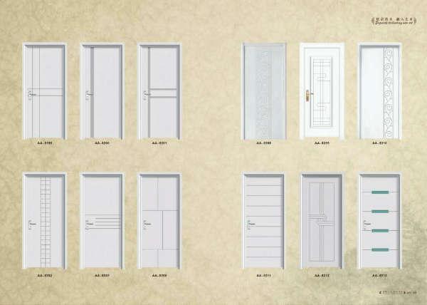 工程门 医院工程门 学校工程门 烤漆门 实木门 套装门